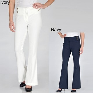 Focus 2000 Women's Ponte Pants