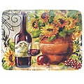 Certified International 'Tuscan Sunflower' 16-inch Rectangular Platter