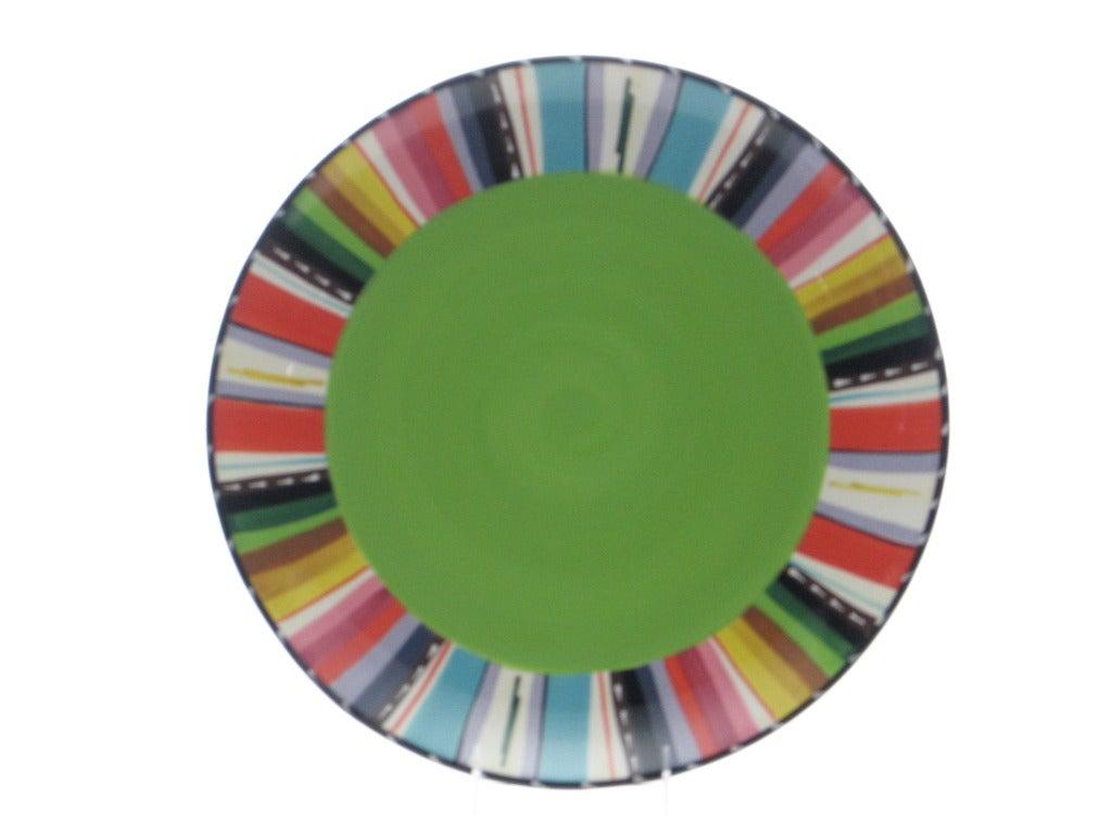Certified International Santa Fe Round Platter