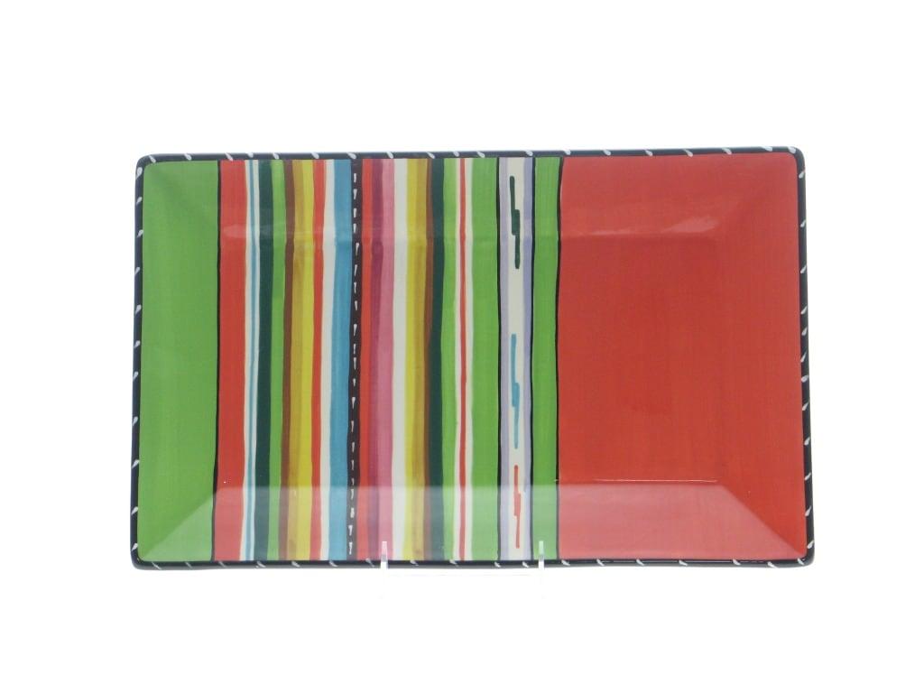 Certified International Santa Fe Rectangular Platter