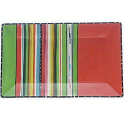 Certified International Santa Fe Rectangular Platter