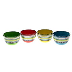 Certified International Santa Fe 5.25-inch Ice Cream Bowls (Set of 4)