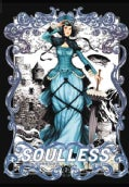 Soulless 2: The Manga (Paperback)