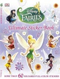 Disney Fairies Ultimate Sticker Book (Paperback)