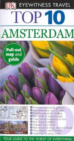 DK Eyewitness Travel Top 10 Amsterdam