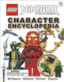 LEGO Ninjago Character Encyclopedia (Hardcover)