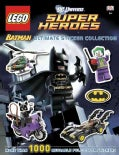 LEGO Batman Ultimate Sticker Collection (Paperback)