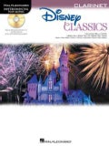 Disney Classics: For Clarinet Instrumental Play-along Pack