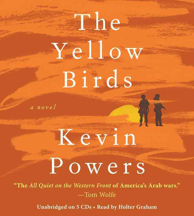 The Yellow Birds (CD-Audio)