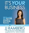 It's Your Business: 183 Essential Tips That Will Transform Your Small Business (CD-Audio)