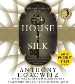 The House of Silk (CD-Audio)