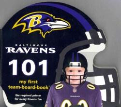 Baltimore Ravens 101 (Board book)