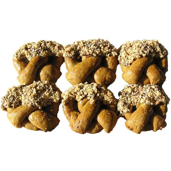 Bone Bons Organic Peanut Butter Pretzels