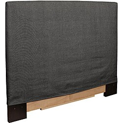 King-size Granite Slip Covered Headboard