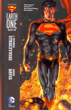 Superman: Earth One 2 (Hardcover)