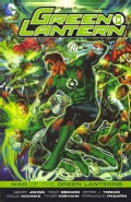 Green Lantern: War of the Green Lanterns (Paperback)