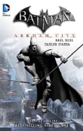 Batman: Arkham City (Paperback)