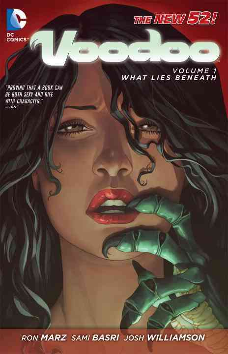 Voodoo 1: What Lies Beneath (Paperback)