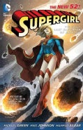 Supergirl 1: Last Daughter of Krypton (Paperback)