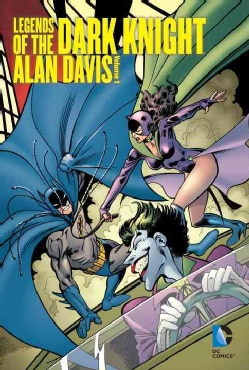 Legends of the Dark Knight: Alan Davis (Hardcover)