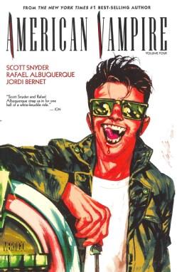 American Vampire 4 (Hardcover)