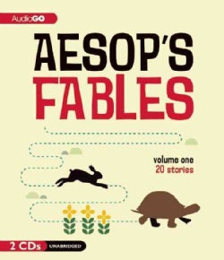 Aesop's Fables: 20 Stories (CD-Audio)