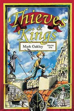 Thieves & Kings: The Red Book (Hardcover)