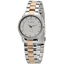 Skagen Women's Two-tone Stainless Steel Watch