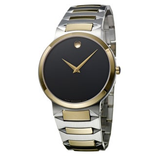 Movado Men's Temo 0606064 Two-tone Watch