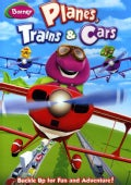 Barney: Planes, Trains, Cars (DVD)