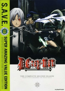 D. Gray-Man: Season 2 (S.A.V.E.) (DVD)