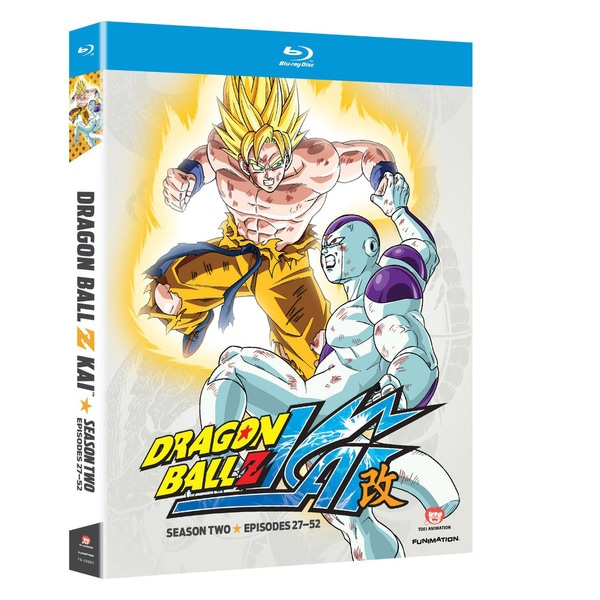 Dragon Ball Z Kai: Season Two (Blu-ray Disc) 8844212