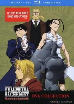FMA Brotherhood: OVA Collection (Blu-ray/DVD)