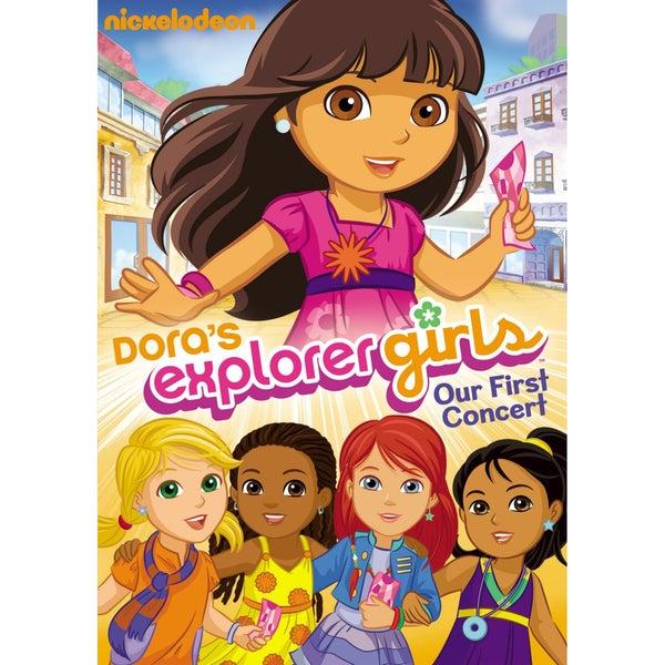 Dora The Explorer: Dora's Explorer Girls (DVD)