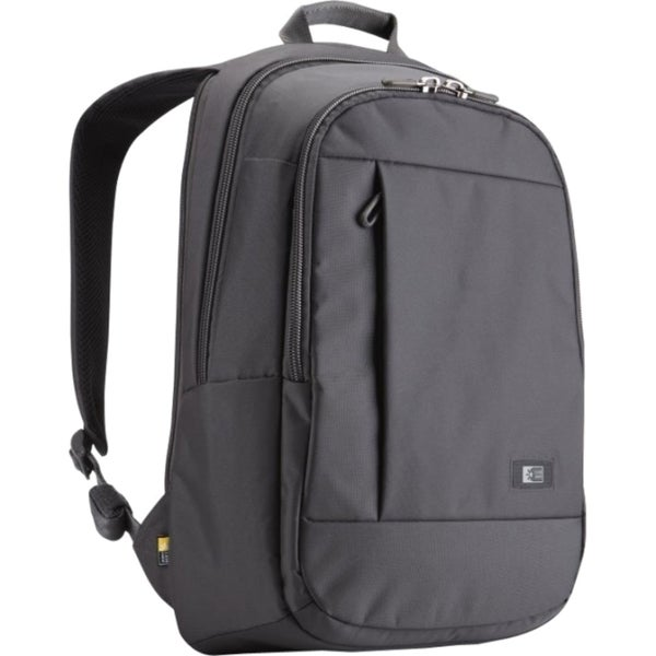 "Case Logic MLBP-115 Carrying Case (Backpack) for 15.6"" Notebook - Gra"