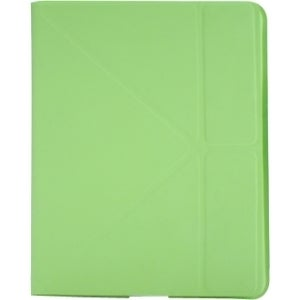 iLuv Origami Folio ICC843GRN Carrying Case (Folio) for iPad - Green
