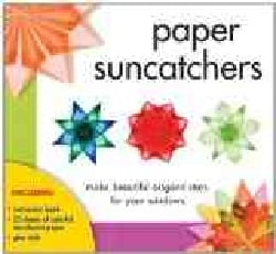 Paper Suncatchers: Make Beautiful Origami Stars for Your Windows (Paperback)