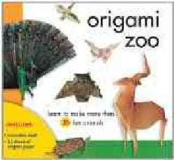 Origami Zoo: Learn to Make More Than 30 Fun Animals (Paperback)