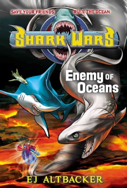 Enemy of Oceans (Hardcover)