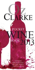 Oz Clarke Pocket Wine Book 2013 (Hardcover)
