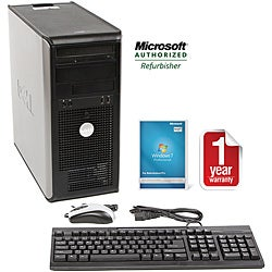 Dell OptiPlex 755 2.33GHz 250GB Minitower Computer (Refurbished)