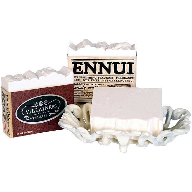 Villainess Soaps 'Ennui' Body Soap