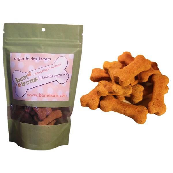 Bone Bons Organic Gluten-Free Peanut Butter Bones (5 ounces)