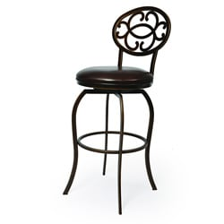 Lilly Ana 26-inch Swivel Counter Stool