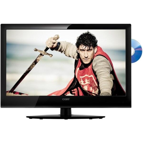 "Coby LEDVD2396 23"" TV/DVD Combo - HDTV 1080p - 16:9 - 1920 x 1080 - 1"