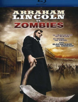 Abraham Lincoln Vs. Zombies (Blu-ray Disc)