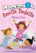 Amelia Bedelia Sleeps over (Paperback)