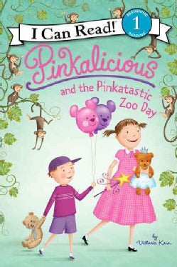 Pinkalicious and the Pinkatastic Zoo Day (Hardcover)