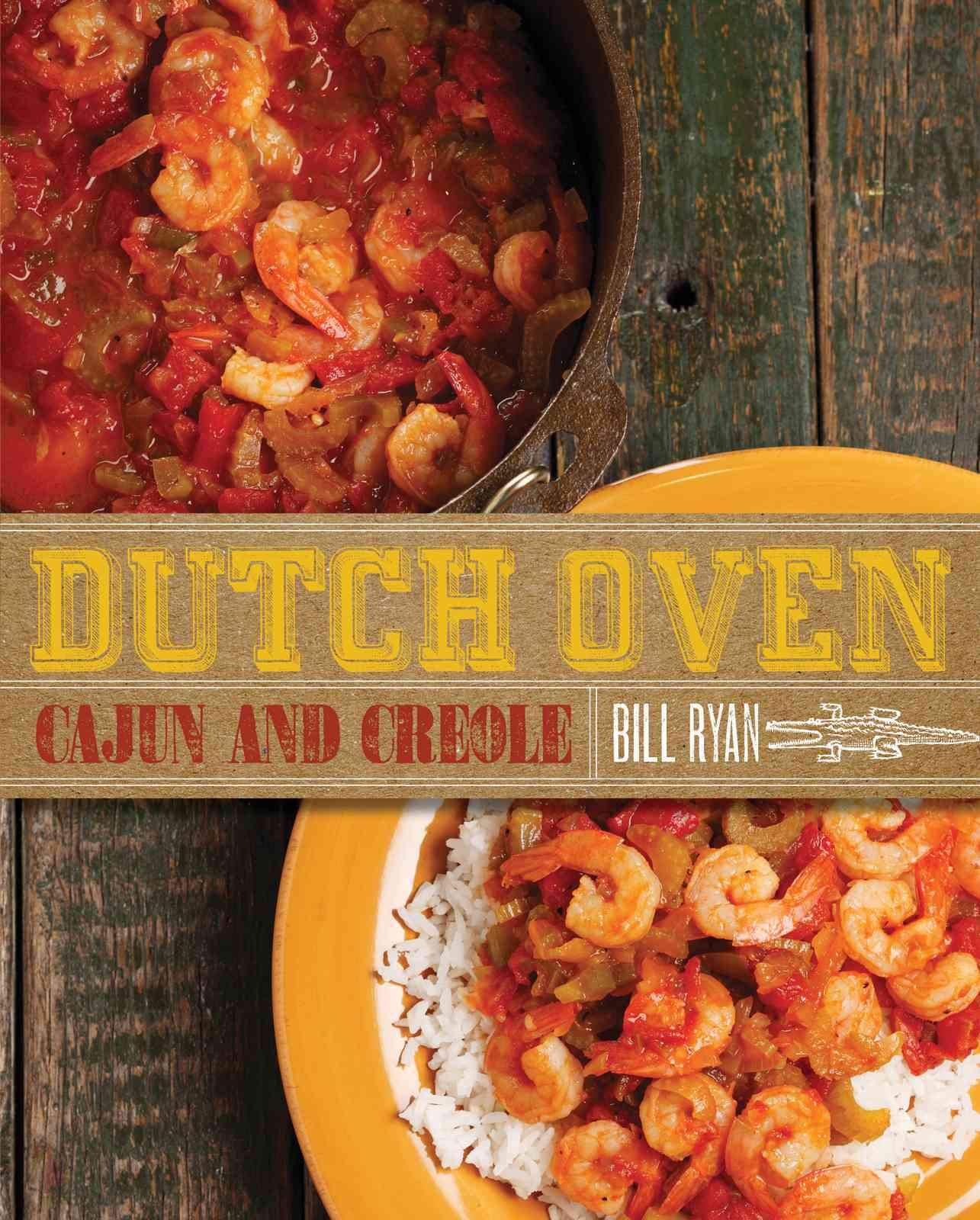 Dutch Oven Cajun and Creole (Hardcover)