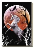 Gothic Unicorn Journal (Hardcover)